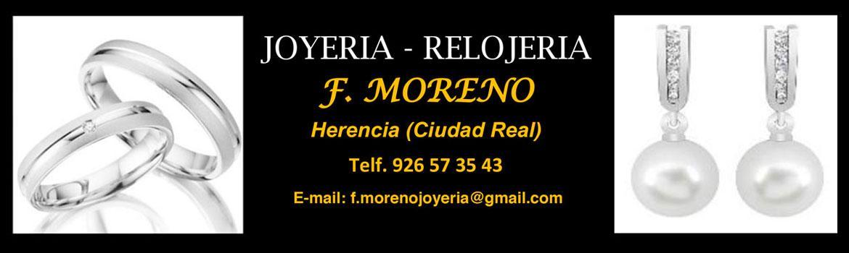 Joyería - Relojería F Moreno